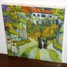 Stairway At Auvers 1890 500 Piece Fine Art Jigsaw Puzzle Vincent Van Gogh NIB 1991 Battle Road Press