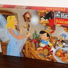 Pinocchio 63 Piece Giant Floor Jigsaw Puzzle Golden 5008 Walt Disney NIB Sealed