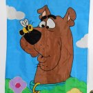 Scooby Doo Happy Spring Bee Applique Decorative Garden Flag 28 x 40 Hanna Barbera