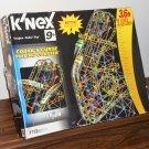 K'NEX Knex Cobra's Curse Dueling Coaster Building Set Sidewinder 1113 Parts 51023 Complete