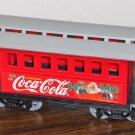 Replacement Passenger Car Coca Cola Santa Steam Train Set K-1309 Coke Claus Christmas Holiday K-Line