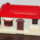 Replacement Train Station Coca Cola Santa Steam Train Set K-1309 Coke Claus Holiday K-Line