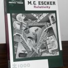 Relativity 1000 Piece Jigsaw Puzzle M.C. Escher Pomegranate ArtPiece Complete
