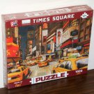 New York City Times Square 1000 Piece Jigsaw Puzzle Taxis Go Games NIB Factory Sealed
