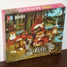 Charles Wysocki 1000 Piece Jigsaw Puzzle Chumbuddies 4679-4 NIB Factory Sealed