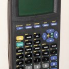 TI-83 Graphing Calculator TI83 Texas Instruments with Batteries and Cover
