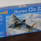 Horten Go 229 Plastic Model Kit German Fighter Bomber 1:72 Scale Revell 04312 NIB Factory Sealed