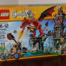 Lego 70403 Castle Theme Dragon Mountain 376 Pieces New in Sealed Box NISB NIB