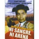 Cantinflas Mario Moreno - Ni Sangre Ni Arena DVD