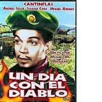 Cantinflas Mario Moreno - Un Dia Con El Diablo DVD