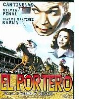 Cantinflas Mario Moreno - El Portero DVD