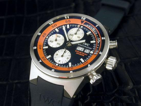 IWC Aquatimer Cousteau Divers