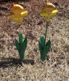 Daffodils set of 2