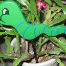 Worm green  Plant Poke