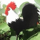 Rooster chicken Wood Plant Poke