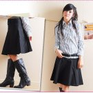 C314 Korea OL pleated skirt Size S/M