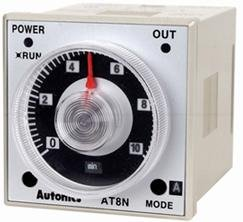 Analog multi-function timer
