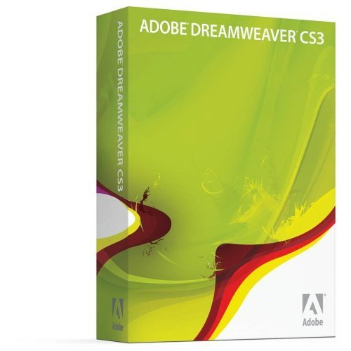 Adobe Dreamweaver CS3 - WINDOWS