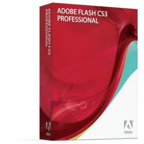 Adobe Flash CS3 Professional - MAC