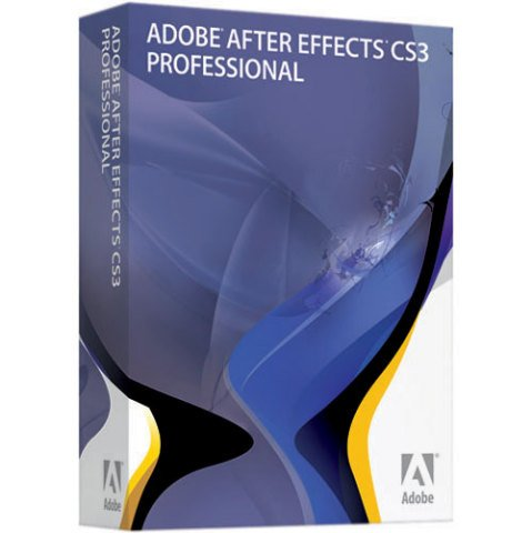 Adobe After Effects CS3 Professional - MAC