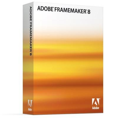 Adobe FrameMaker 8 - WINDOWS