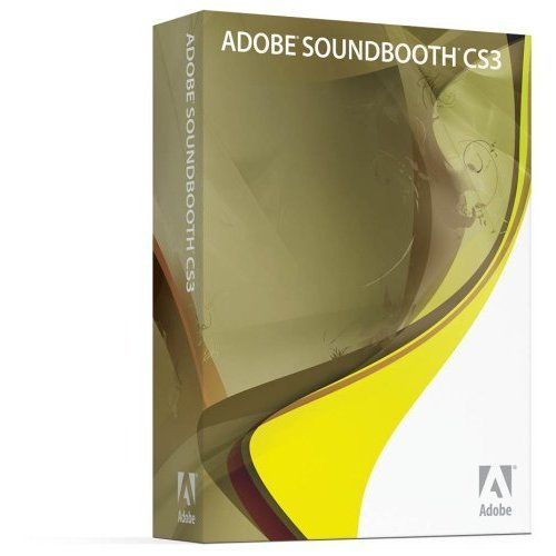 Adobe Soundbooth CS3 - MAC