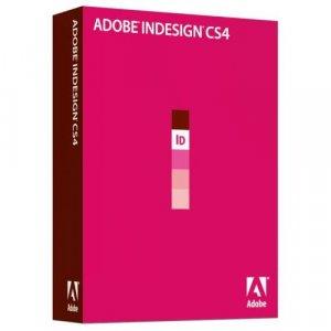 Adobe Indesign CS4 - MAC