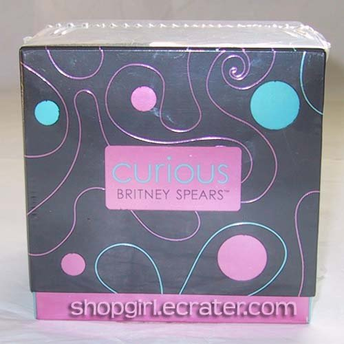 *SALE* Curious Britney Spears EDP Spray 3.3 fl oz