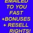 LIVING WILL & POWER OF ATTORNEY + 97 MORE LEGAL FORMS & DOCUMENTS, PLUS 7 BONUSES, PDF EBOOK