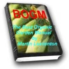 THE BEST ORGANIC GARDEN MANUAL HOME GARDENING EBOOK + THREE GREAT BONUSES