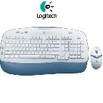Logitech Cordless Desktop Express Wireless Keyboard & Mouse