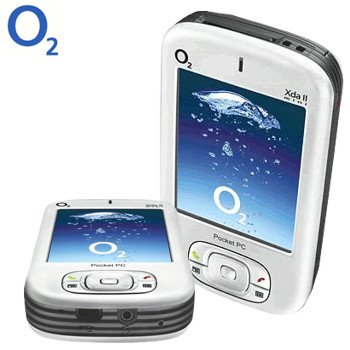 O2 XDA II Mini Mobile Cellular Phone Smart PhonePocket PC