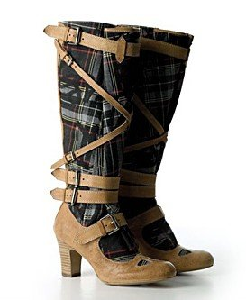 Vivienne Westwood Pirate Gladiator Boot Nine West 5