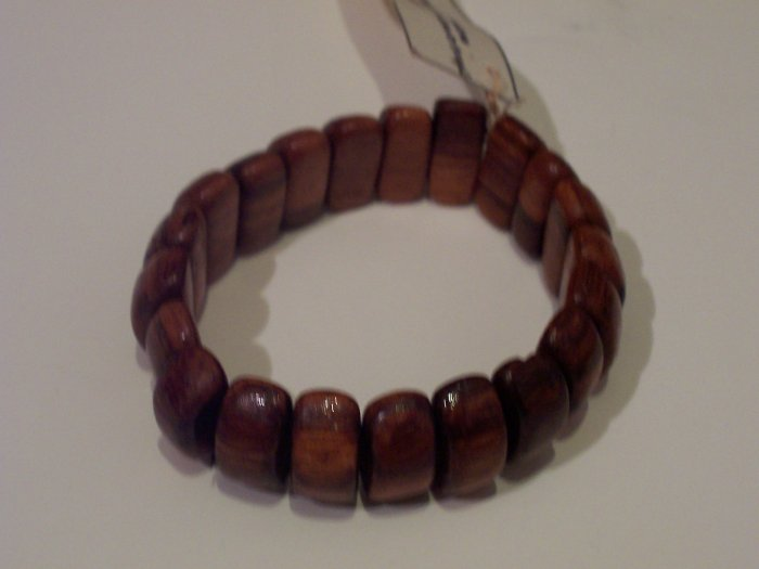 Brazilian Wood Hand Crafted Bracelet