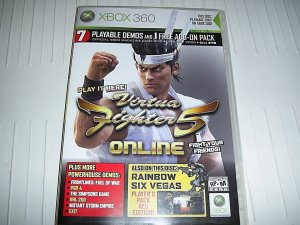 Demo Disk #79 (Xbox 360) FREE SHIPPING