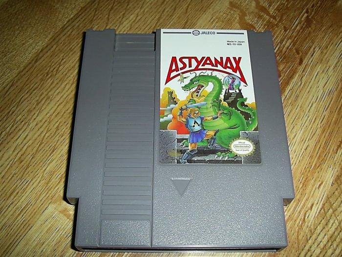 Astyanax (Nintendo Game) FREE SHIPPING