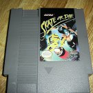 Skate Or Die (Nintendo Game) FREE SHIPPING