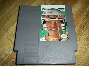 John Elway Quarterback Nintendo Game (FREE SHIPPING)