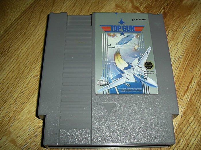 Top Gun Nintendo Game (FREE SHIPPING)