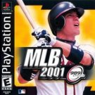 FREE SHIPPING MLB 2001 Baseball (Playstation)