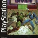 Zero Divide Longbox  (Playstation) FREE SHIPPING
