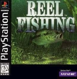 FREE SHIPPING Reel Fishing (Playstation)