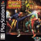 Perfect Weapon (Playstation) FREE SHIPPING