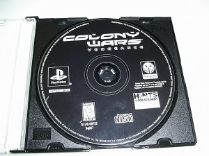 Colony Wars Vengance (Playstation Game) FREE SHIPPING