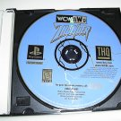 WCW NWO Thunder(Playstation Game) FREE SHIPPING