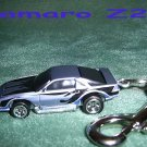CAMARO Z28 CAR  KEYCHAIN & SWIVEL CLIP (FREE SHIPPING)