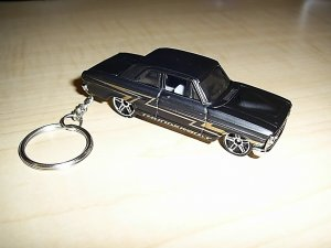 Ford Thunderbolt Car Keychain (FREE SHIPPING)