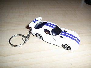 1998 Dodge Viper GT2 Car Keychain (FREE SHIPPING)