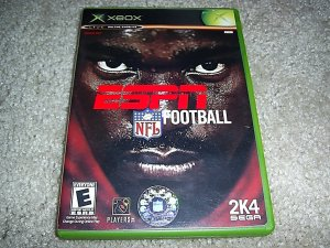 ESPN 2K4 For Xbox FREE SHIPPING