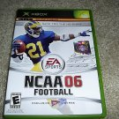 NCAA 2006 For Xbox FREE SHIPPING